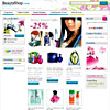 Beautyshop Magento template