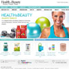 Health and Beauty Magento template
