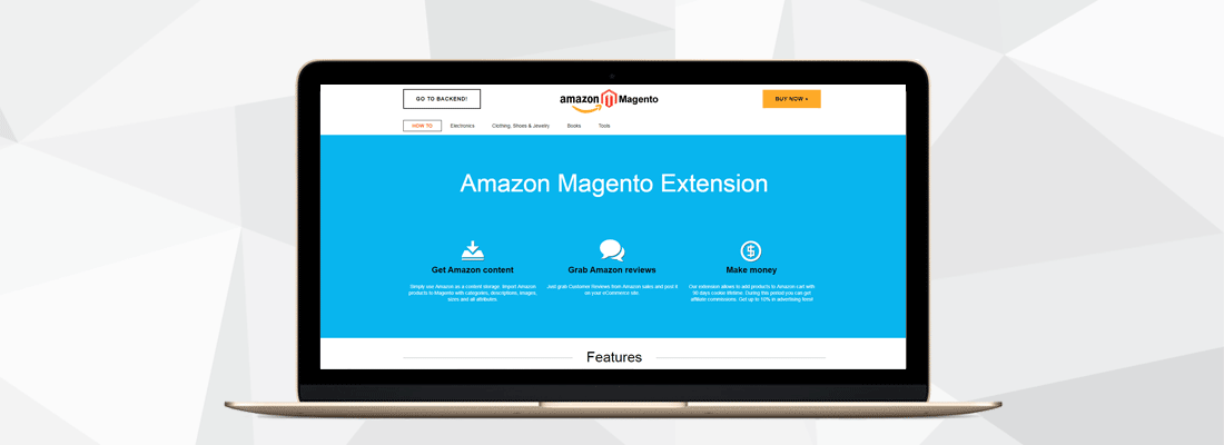 Integrate your Magento store with Amazon
