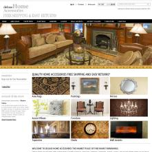DeluxeHomeAccessories.com - Quality pillows, rugs, lighting, and tapestries