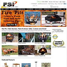 Magento Store Fire-science.com - Fire Pits, Patio Heaters, Patio Furniture  | Fire Science