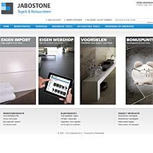 Magento Store Jabostone.nl  - Jabostone | Tegelgroothandel tegels en natuursteen