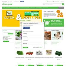 Magento Store - Alosraonline.com - Bahrain's first online shopping portal.
