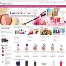 Magento Store - Cosmeticsfactory.co.uk - Cosmetics Factory - Cheap Online Ladies and Mens Fragrances Skincare Cosmetics