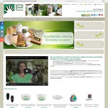 Magento Store - Eco friendly catering & packaging supplies Melbourne