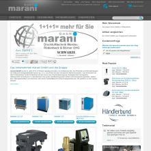 Magento Store - Marani GmbH - Druckluft | Pneumatik | Druckluftaufbereitung