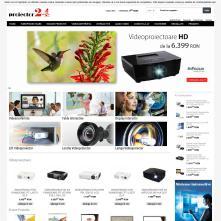 Magento Store - Cel mai mare magazin online de videoproiectoare