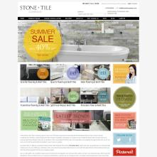 Magento Store - StoneTileCompany.co.uk - a great range of natural stone tiles and mosaics at competitive prices