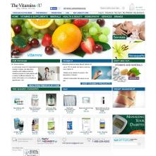 Magento Store TheVitamins4u.com - Vitamins,Supplements,Minerals,Homeopathy,Services