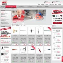 Magento Store - Riparazione, Valvole, Contrappesi, TPMS, Montaggio