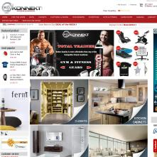 Magento Store Wskonnekt.com | Clothing, Shoes, Furniture, Kitchens