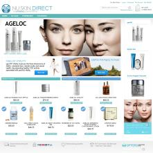 Magento Store Nuskin-direct.com - Welcome to Nu Skin Direct | Nu Skin - The Difference. Demonstrated