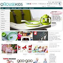 Magento Store Qhousekids.com