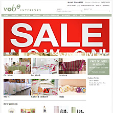 Magento Store Vobeinteriors.com - Vobe Interiors | Furniture | Home Decor | Kitchen and Tableware