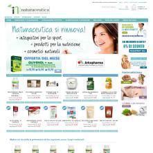 Magento Store Naturaceutica.it -Benvenuti sull'e-commerce del benessere