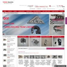 Magento Store Speedracingturbo.com - Racing Parts Shop