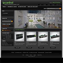 Ipcontrol.com - Home, Commercial, and Environmental Automation and Control products