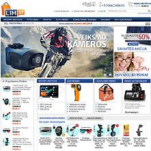 Magento Store - MP3 Grotuvai, Dovanos, Slaptos Kameros, Skaitmeninė TV, Planšetiniai Kompiuteriai Ir Kita Elektronika