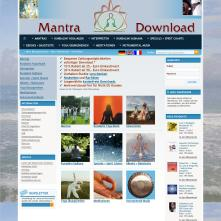 Magento Store based on BlueScale Magento Template - Mantras und Texte aus dem Yoga