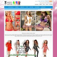 Magento Store based on BlueScale2013 Magento Template - MarielFashionStyle.com
