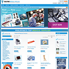 PhilMedicalSupplies.com - medical supplies, medical products, and medical equipment