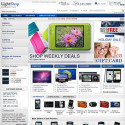LightShop Blue Magento Template