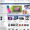 LightShop Blue Magento Template