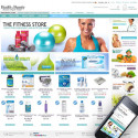 Health & Beauty Magento Template