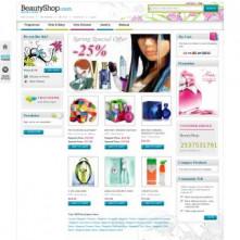 BeautyShop Magento Template