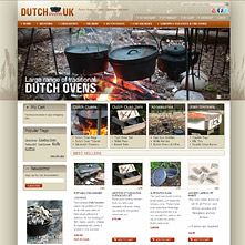Dutch Ovens & Camp Cookware Specialist