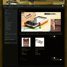 Blackgizmo.com - Wood Products from Estonia