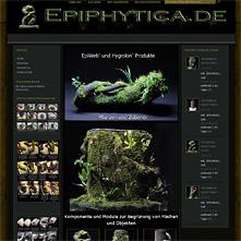 Epiphytica.de - Shop für Epiweb und Hygrolon