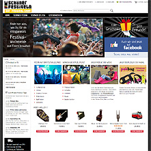 SCHÖNER FESTIVELN - Der Festival-Shop - Festival Kits, Grills & vieles mehr