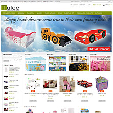 Tulee.co.uk, for a wide range of Toy Boxes, Children's Bookcases, Children's Furniture & lots more