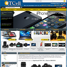 Magento Store Itcell.com - ITCELL ELECTRONICS - the latest mobile phones, accessories and systems to the growing interest in mobile telephony