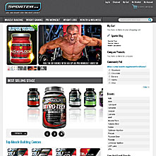 Sporter.com - Your Workout Supplement Store