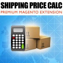 Shipping Cost Calculator Magento Extension