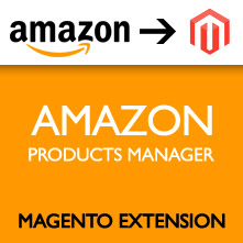 import Amazon to Magento