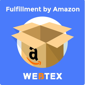 Fulfillment by Amazon by Webtex1