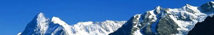 Climbing Magento Template Mountains
