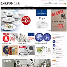 Magento Store GAGLIARDI