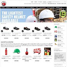 Magento Store Ukworkstore.co.uk