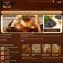 Magento Store - Best on Flavor | Gourmet and Luxury food store