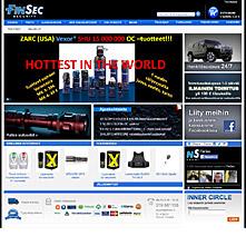 Magento Store Finsec.fi turvallisuuspalvelut ja tuotemyynti